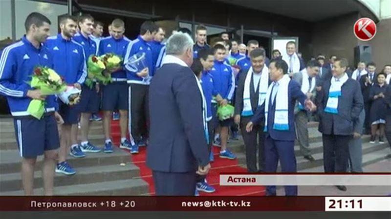 «Астана» в финальной стадии Лиги чемпионов УЕФА