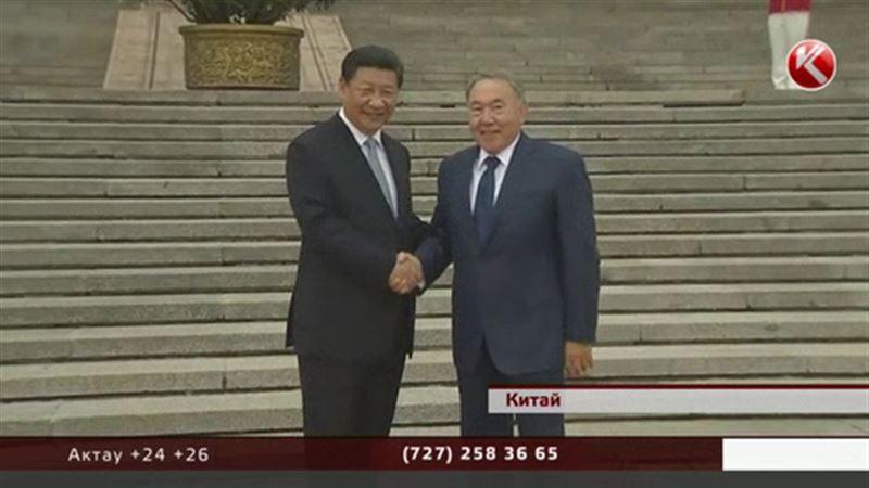 Нурсултан Назарбаев провел встречи с китайской деловой элитой