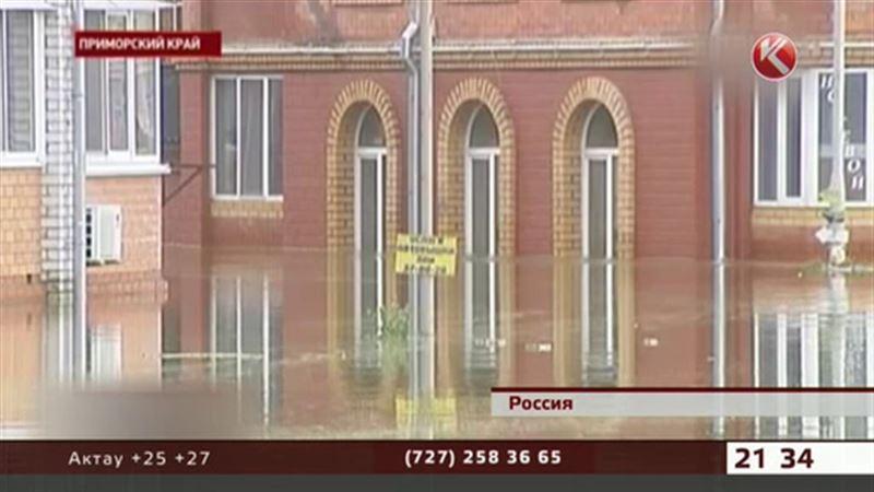В российском Приморье подсчитывают ущерб от небывалого тайфуна