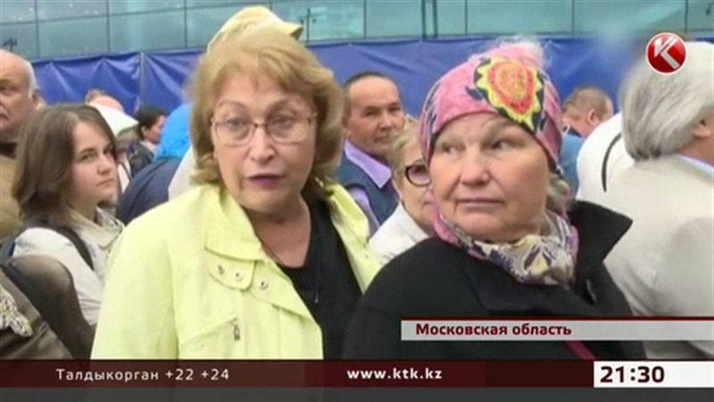 Аэропорт Домодедово несколько часов был полностью парализован