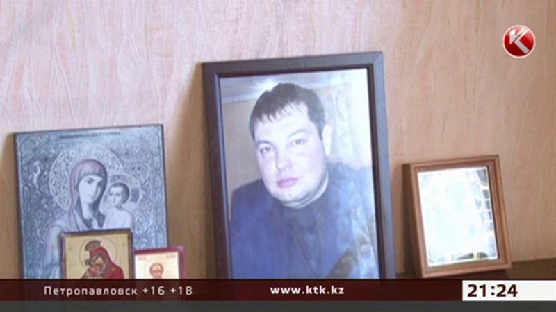Полицейского, убившего 30-летнего талдыкорганца, задержали