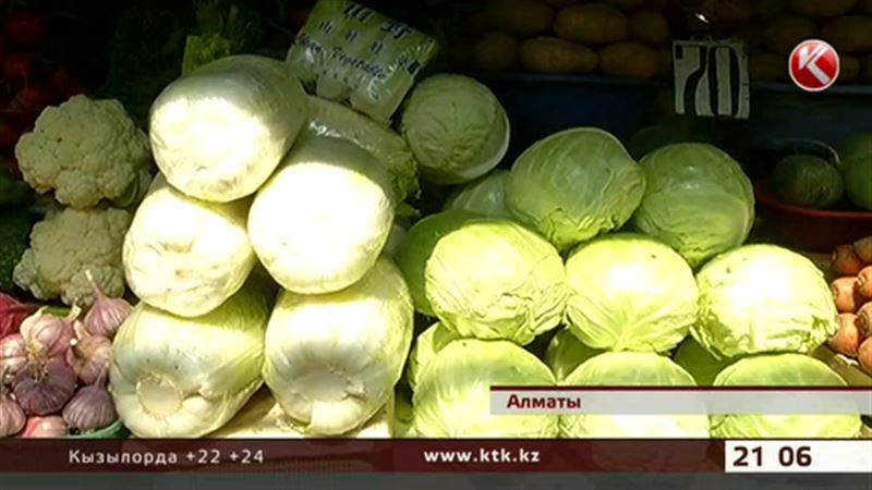 Апельсины и капуста ударили по кошелькам казахстанцев