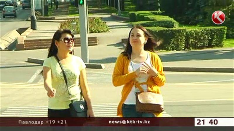 В Казахстан возвращается лето