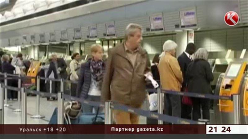 «Люфтганза» начала двухдневную забастовку