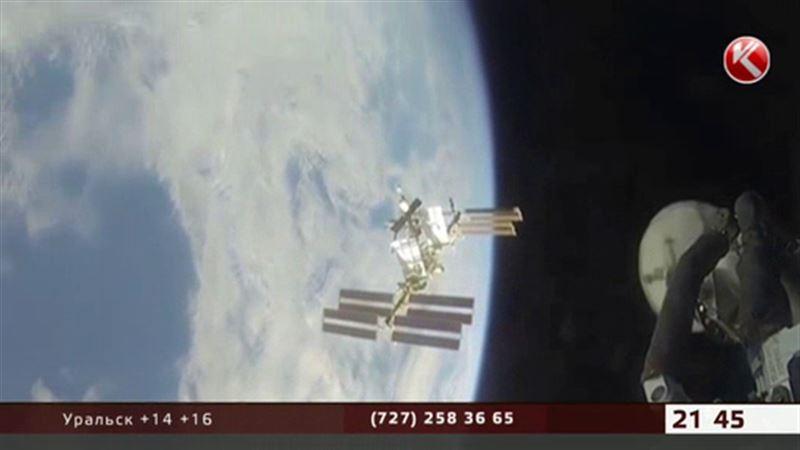 После приземления экипаж с казахстанским космонавтом отправится в Астану