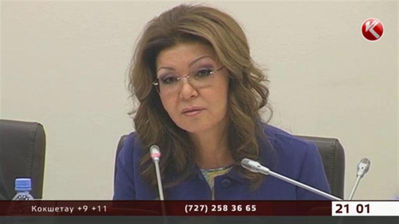 Дарига Назарбаева стала заместителем премьер-министра страны