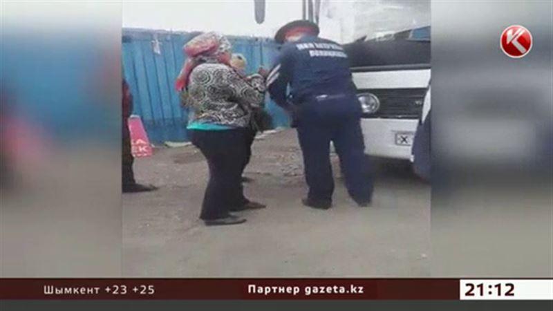 Власти Астаны решили прикрыть стихийные автовокзалы