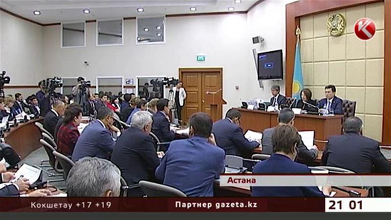 Депутаты урезали проект бюджета страны на 74 миллиарда