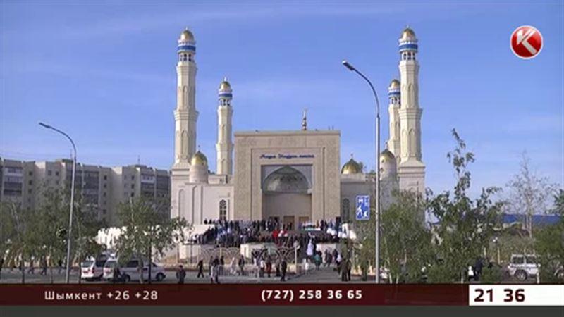 В Кокшетау открыли мечеть на 1400 человек