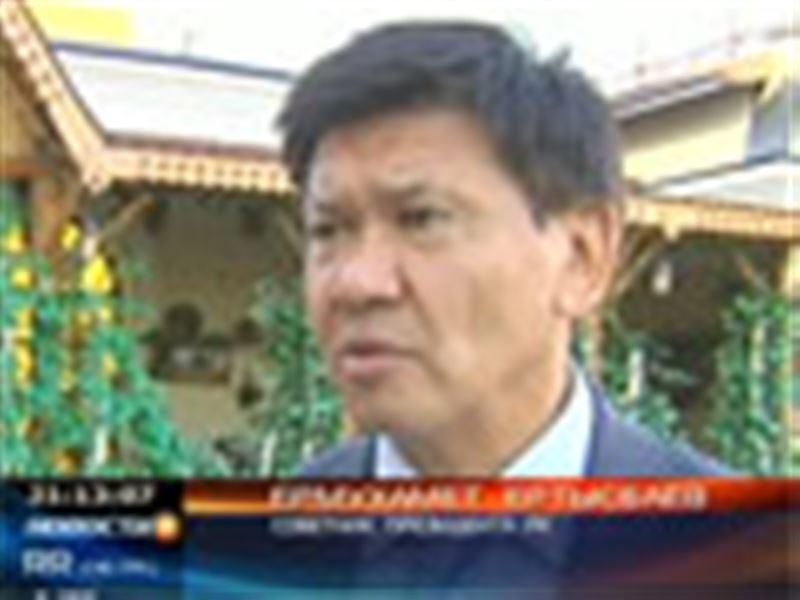 Нурсултан Назарбаев будет баллотироваться на пост Президента Казахстана в 2012 году