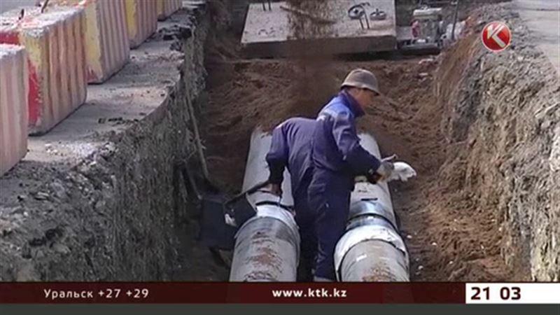 Казахстанские города войдут в зиму с изношенными теплосетями