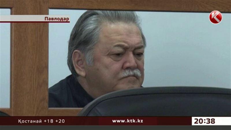 Павлодарда экс-әкім Арынның кеңесшісі мерзімінен бұрын түрмеден шықты