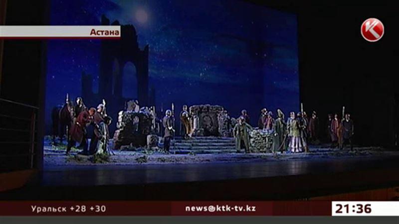 Прославленные итальянские режиссёры готовят премьеру оперы «Абай»