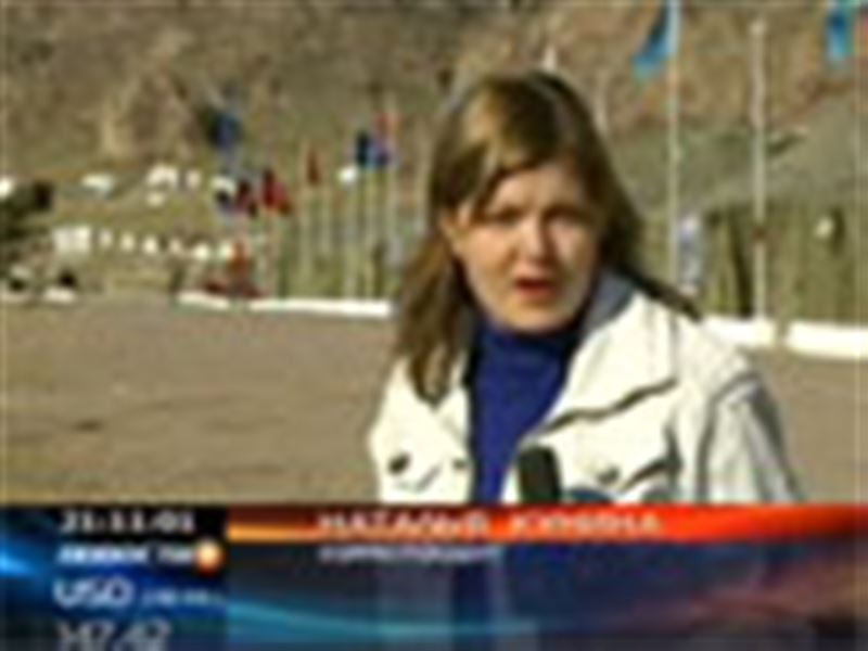 Международные соревнования «Казспас-2010» начались в Алматинской области