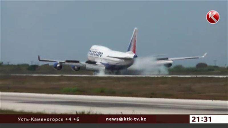 Небо Украины закрыли для авиакомпаний России