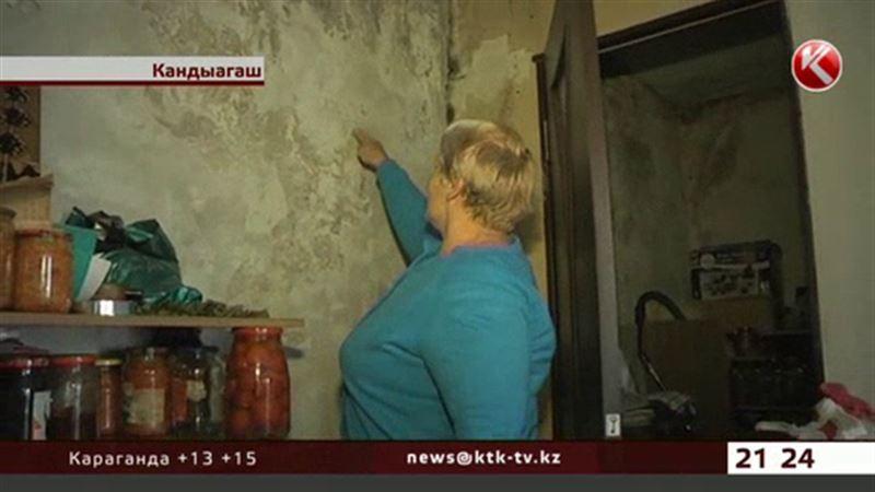 В Актюбинской области жители многоэтажки умоляют сделать им ремонт