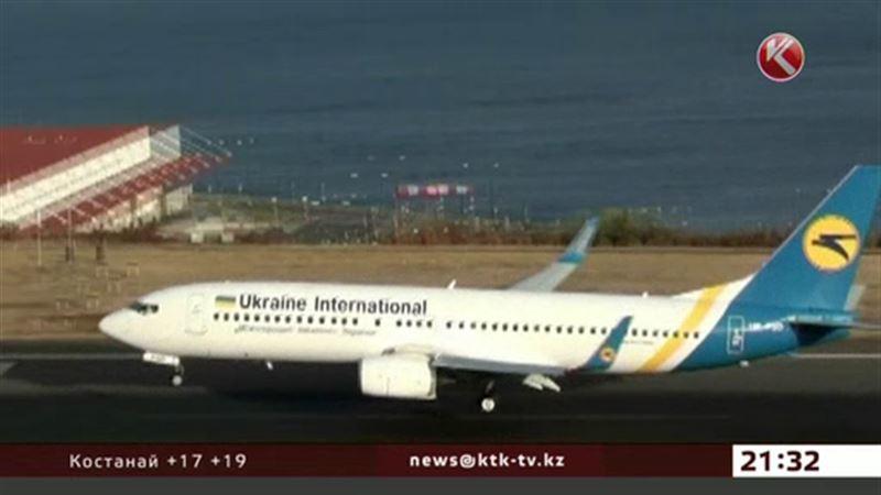 Авиасообщение между Россией и Украиной будет прекращено