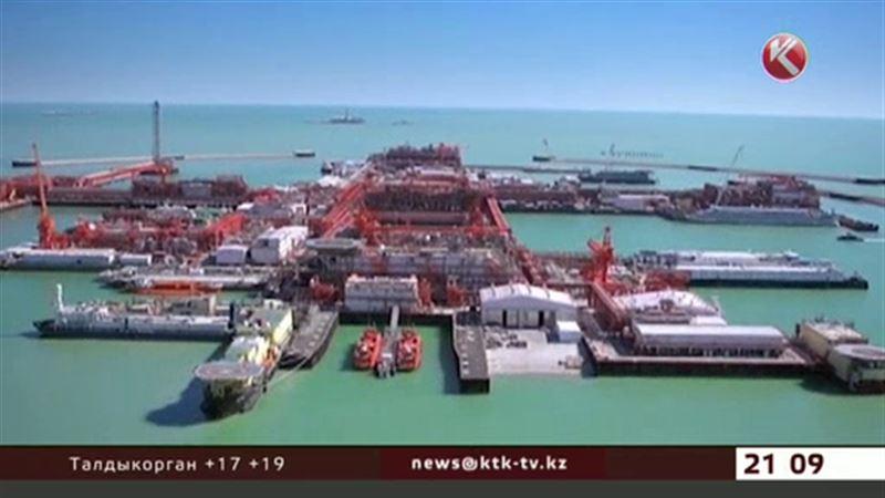 Казахстан снизит объем добычи нефти, если цены на нее не стабилизируются