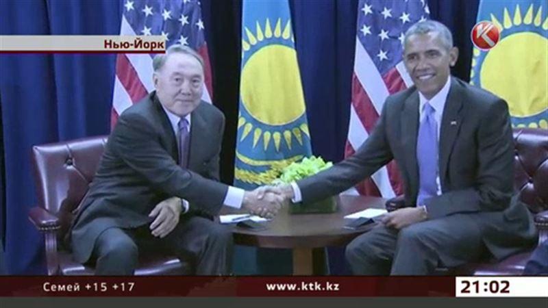 Обама признался Назарбаеву, что «начал понимать позицию России»