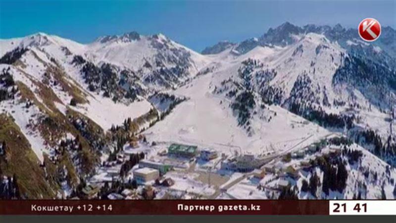 Шымбулак стал самым популярным курортом в СНГ