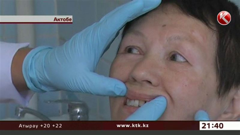 Постояльцы дома престарелых впервые увидели стоматологов