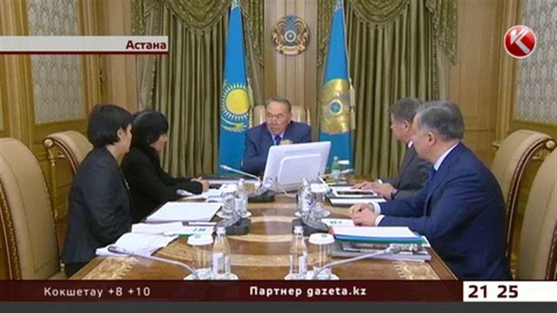 Нурсултану Назарбаеву рассказали о шаре - новой достопримечательности Астаны