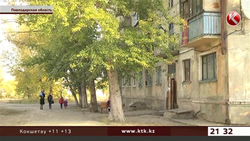 В Павлодарской области на улице осталась многодетная семья