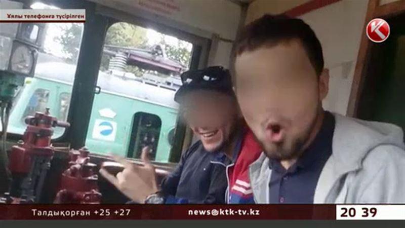 Астанада электровозы ұрланған депо директоры жұмыстан қуылды
