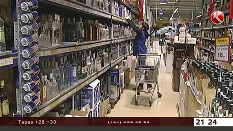 Казахстанский алкоголь снова подорожает