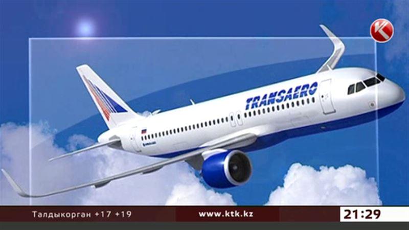 «Аэрофлот» просит передать ему рейсы «Трансаэро» в Казахстан