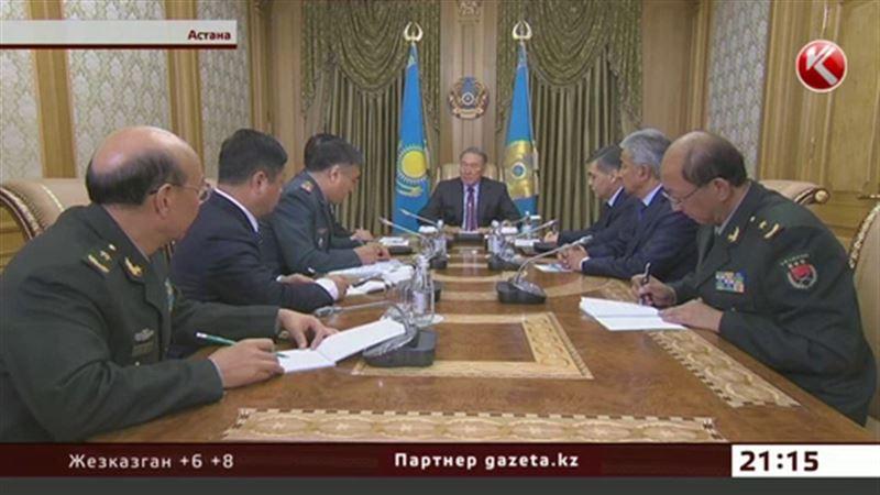 Китай бесплатно предоставит технику казахстанской армии