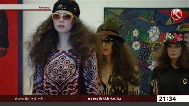 Неделя высокой моды в Алматы стартовала в музее искусств