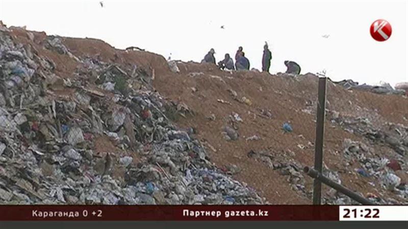 За мусором возле Астаны теперь следят из космоса