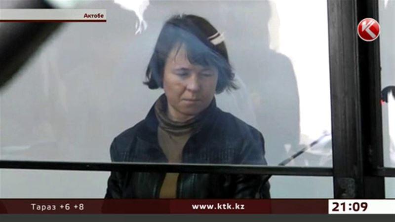В Актобе осудили женщину, которая кувалдой и топором убила сожителя