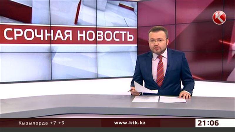 Новый инцидент с трамваем в Алматы