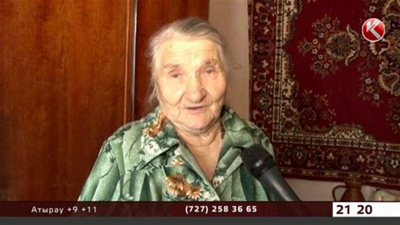 В Петропавловске у труженицы тыла украли всю пенсию