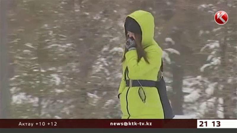 Грядущая зима в Казахстане будет суровой