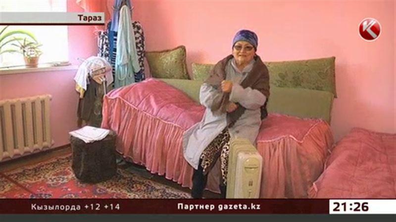 Жители 30 таразских многоэтажек замерзают