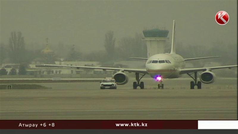 Авиабилеты на внутренние рейсы в Казахстане не подорожают