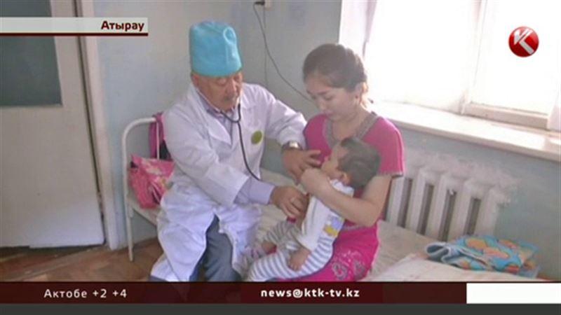 Инфекционные больницы Атырау переполнены, заканчиваются лекарства