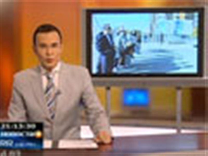 В Астане вновь бастуют обманутые дольщики. Отчаявшиеся люди перекрыли одну из городских улиц