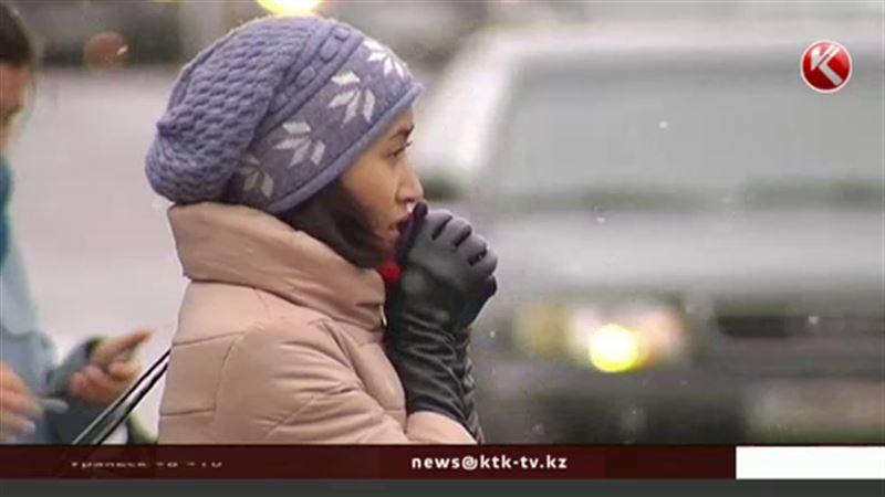 В Казахстане снова испортится погода
