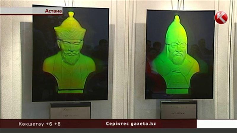 Қазақтың әйгілі билеушілері 3d форматта