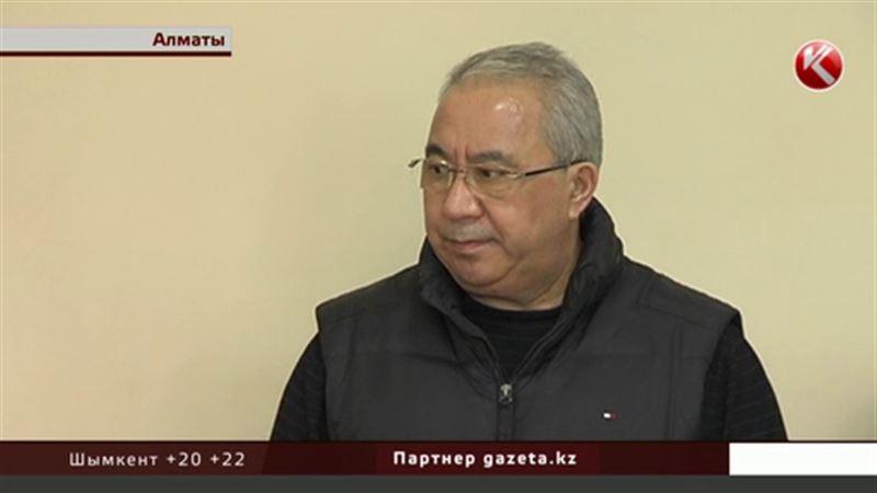 Экс-директор алматинского метрополитена на скамье подсудимых