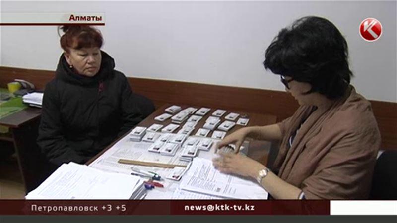 Алматинские пенсионеры смогут без давки получить карту для проезда