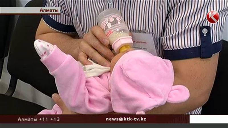 20 лет назад в Казахстане родился первый «ребенок из пробирки»