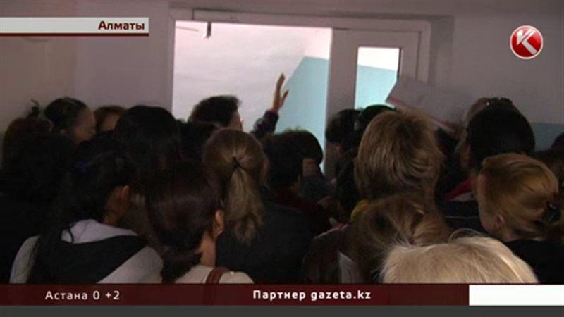 Алматинские медики давят друг друга, чтобы повысить квалификацию