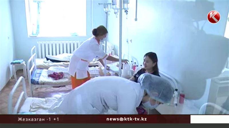 Картофельным пюре отравили одаренных детей в Уральске