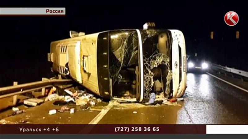 Крупная авария в России унесла жизни сразу восьми человек