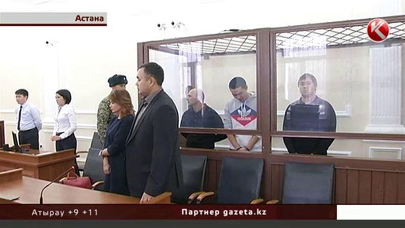 В Астане вынесли приговор киллерам, которые пытались застрелить бизнесмена